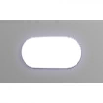 ARANDELA LED OVAL MINI 8W 6500K BIVOLT IP65