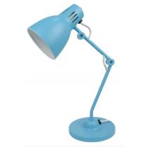 Luminária de Mesa Azul