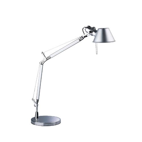 Luminaria de mesa Smart LED Prata