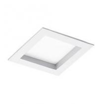 Luminária de embutir no teto 1 lampada Compacta 1250