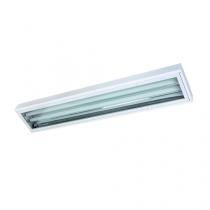 Luminária Específica de sobrepor com vidro temperado