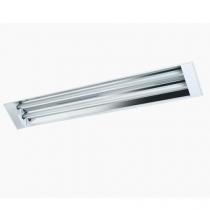 Luminária Embutir com refletor alumínio de alto brilho