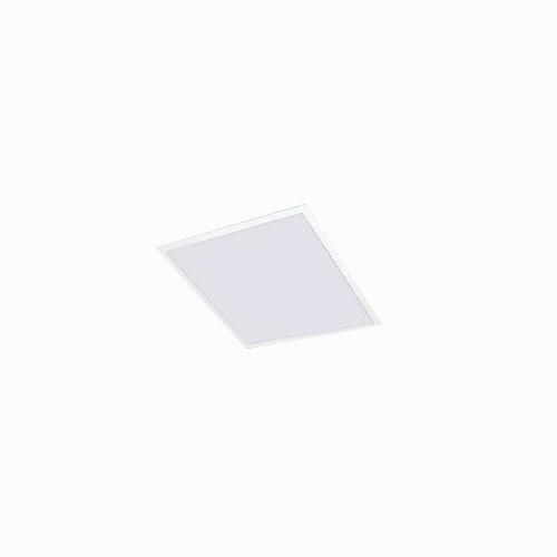 Luminária Embutir 4X16 com difusor em acrílico translúcido