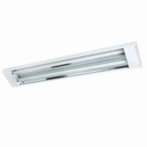 Luminária 2x32W Sobrepor